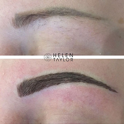 SEMI PERMANENT MAKE UP Helen Taylor Aesthetics Salon, Rugby, Warwickshire