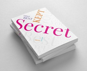 Your Best Kept Secret Book, helen taylor aesthetics clinic, rugby