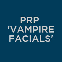 PRP VAMPIRE FACIALS in warwickshire at helen taylor aesthetics clinic, rugby