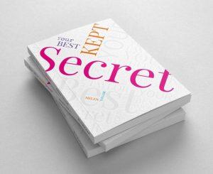 Your Best Kept Secret Book, helen taylor aesthetics clinic, rugby
