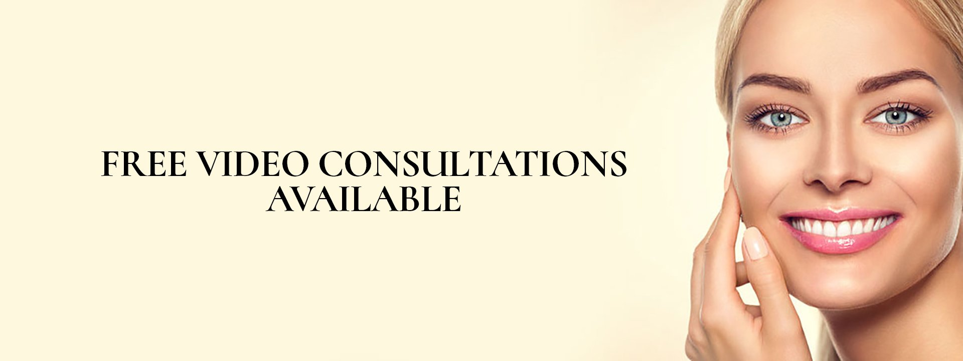 free Video Consultations Available 1