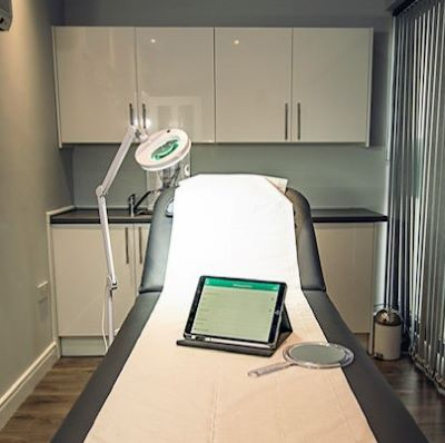 Helen Taylor Aesthetics Clinic in Rugby, Warwickshire, Treatment Room 1