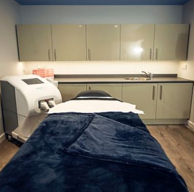 Helen Taylor Aesthetics Clinic in Rugby, Warwickshire, Treatment Room 3