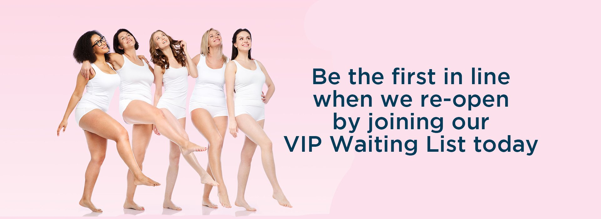 Join the VIP Waiting List at Helen Taylor Aesthetics Clinic in Rugby, Warwickshire for Anti-Ageing Treatments, Dermal Fillers and Fat Freezing Treatments