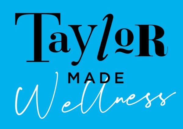 Taylormade wellness logo