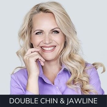 TREATMENTS FOR DOUBLE CHINS AT HELEN TAYLOR AESTHETICS CLINIC, RUGBY