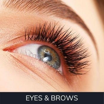 lash and brow treatments including semi-permanent make-up for lashes at top aesthetics clinic in Rugby, West Midlands